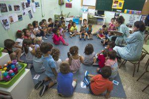 classe infantil 1