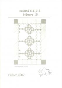 Portada Revista nº 15