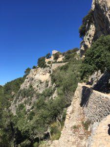 Noti excursió castell Alaró 2n ESO 1